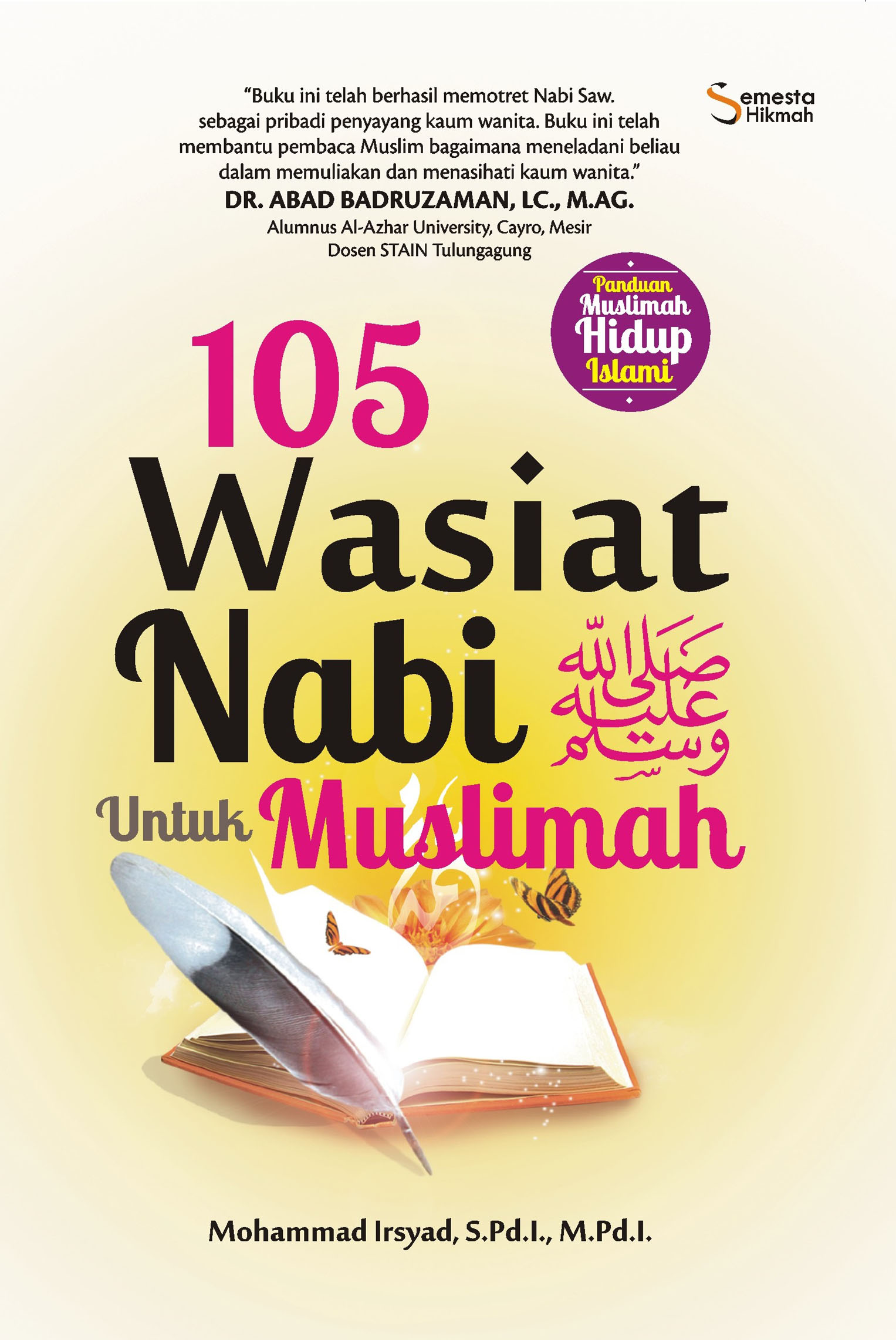 Buku 105 WASIAT NABI… - Mohammad Irsyad 8463e1ed1b