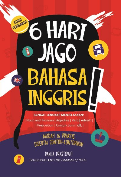 6 HARI JAGO BAHASA INGGRIS
