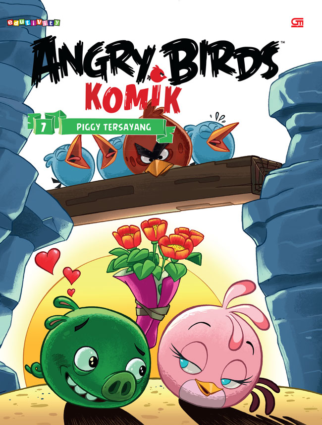ANGRY BIRDS#7: PIGGY TERSAYANG