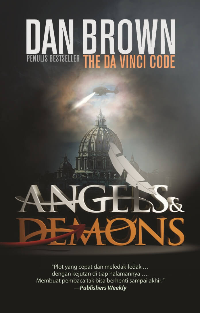 ANGELS & DEMONS-NEW (Travel Size)