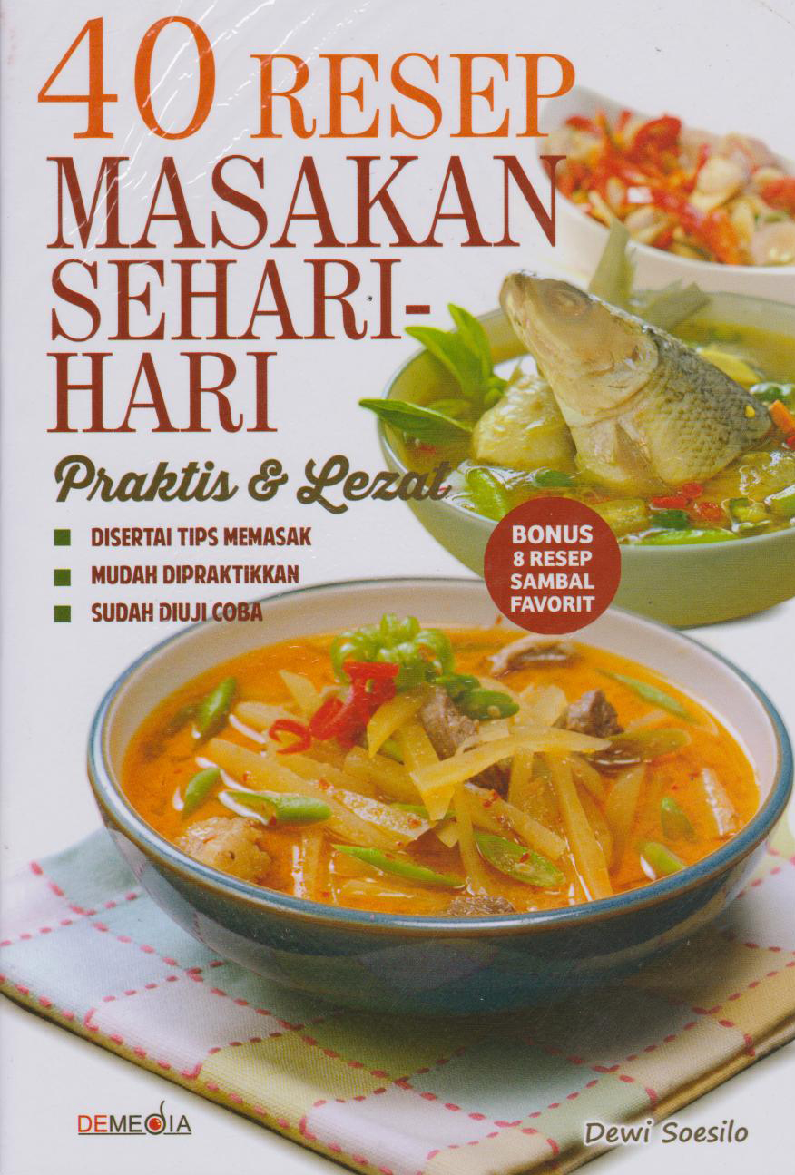 Ebook Masakan Indonesia