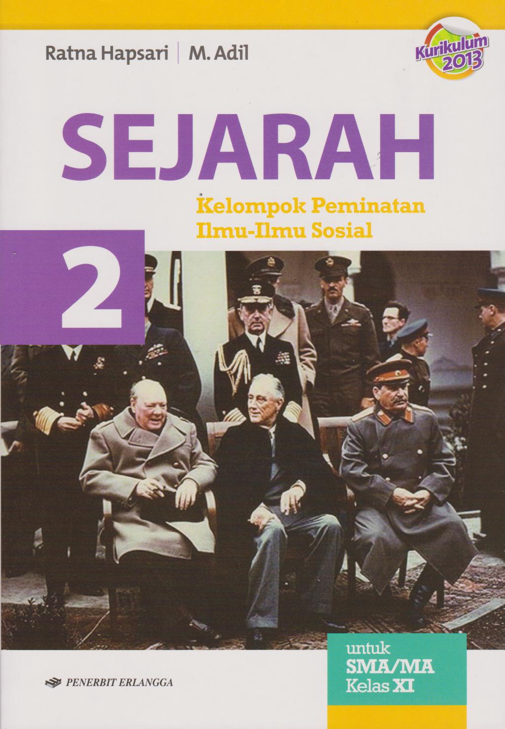 Buku Sejarah Indonesia Kelas X Kurikulum 2013 Pdf