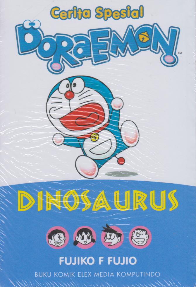 Cerita Spesial Doraemon Dinosaurus