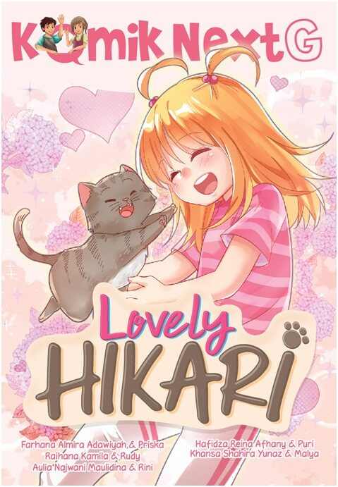 KOMIK NEXT G LOVELY HIKARI (REPUBLISH)