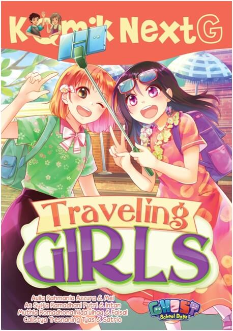 KOMIK NEXT G TRAVELING GIRLS
