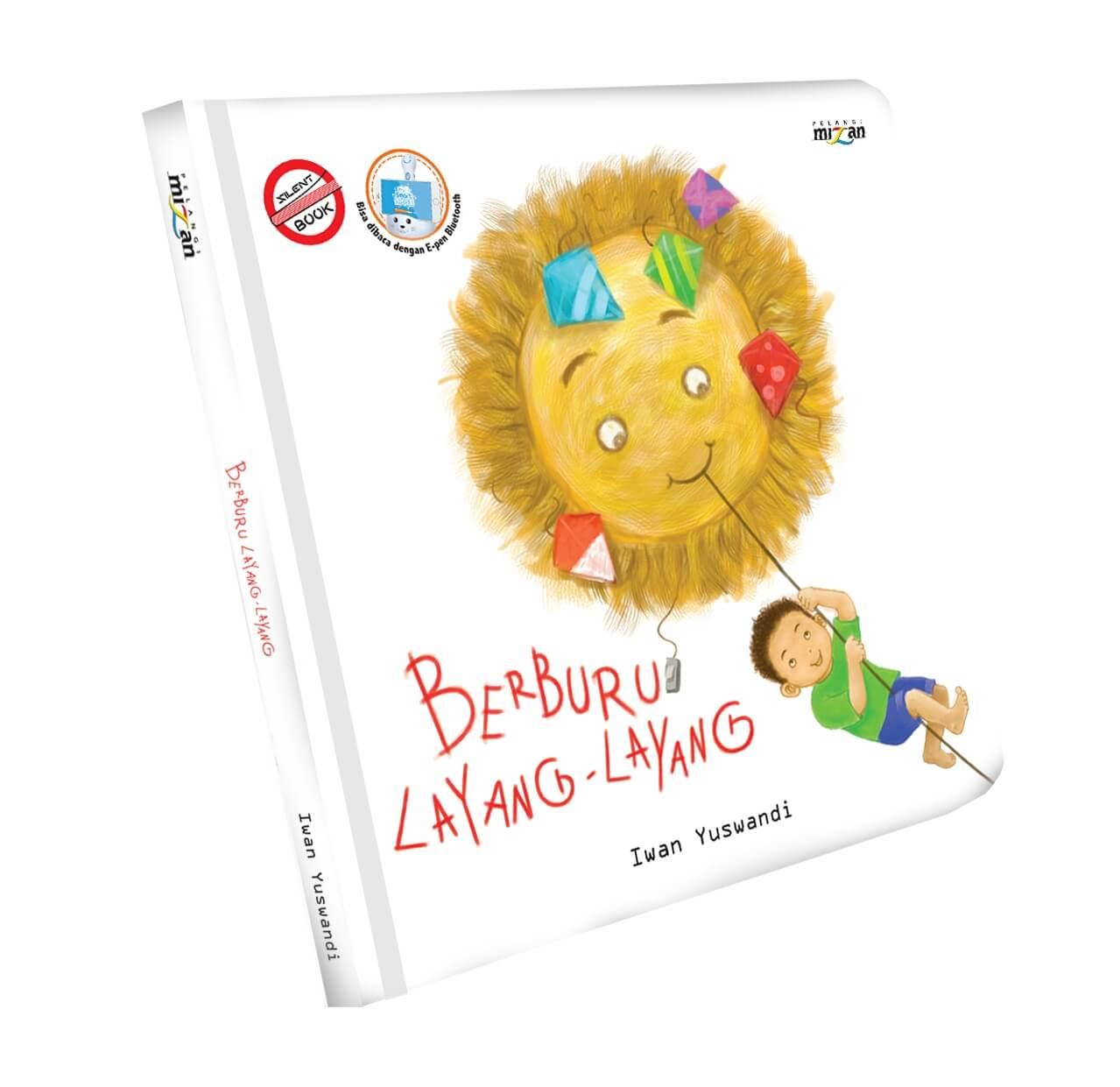 SERI SILENT BOOK: BERBURU LAYANG-LAYANG