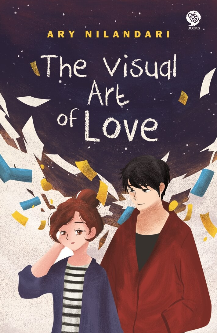 THE VISUAL ART OF LOVE