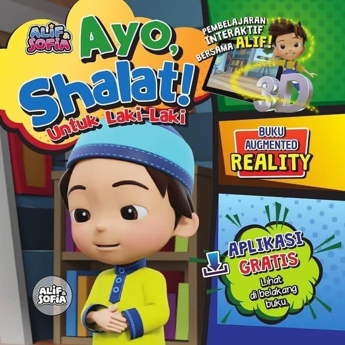AYO SHALAT! UNTUK LAKI-LAKI