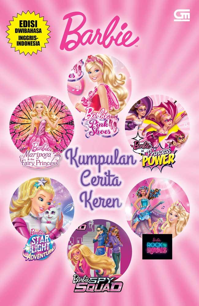 Buku Barbie Kumpulan Cerita Mattel Mizanstore
