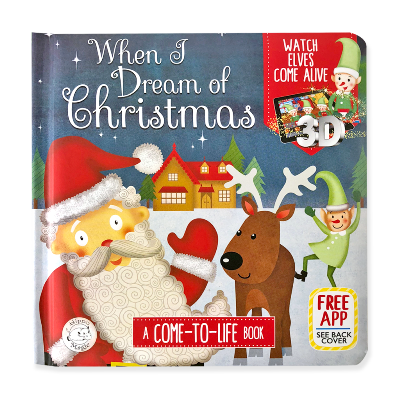 WHEN I DREAM OF CHRISTMAS (AUGMENTED REALITY)