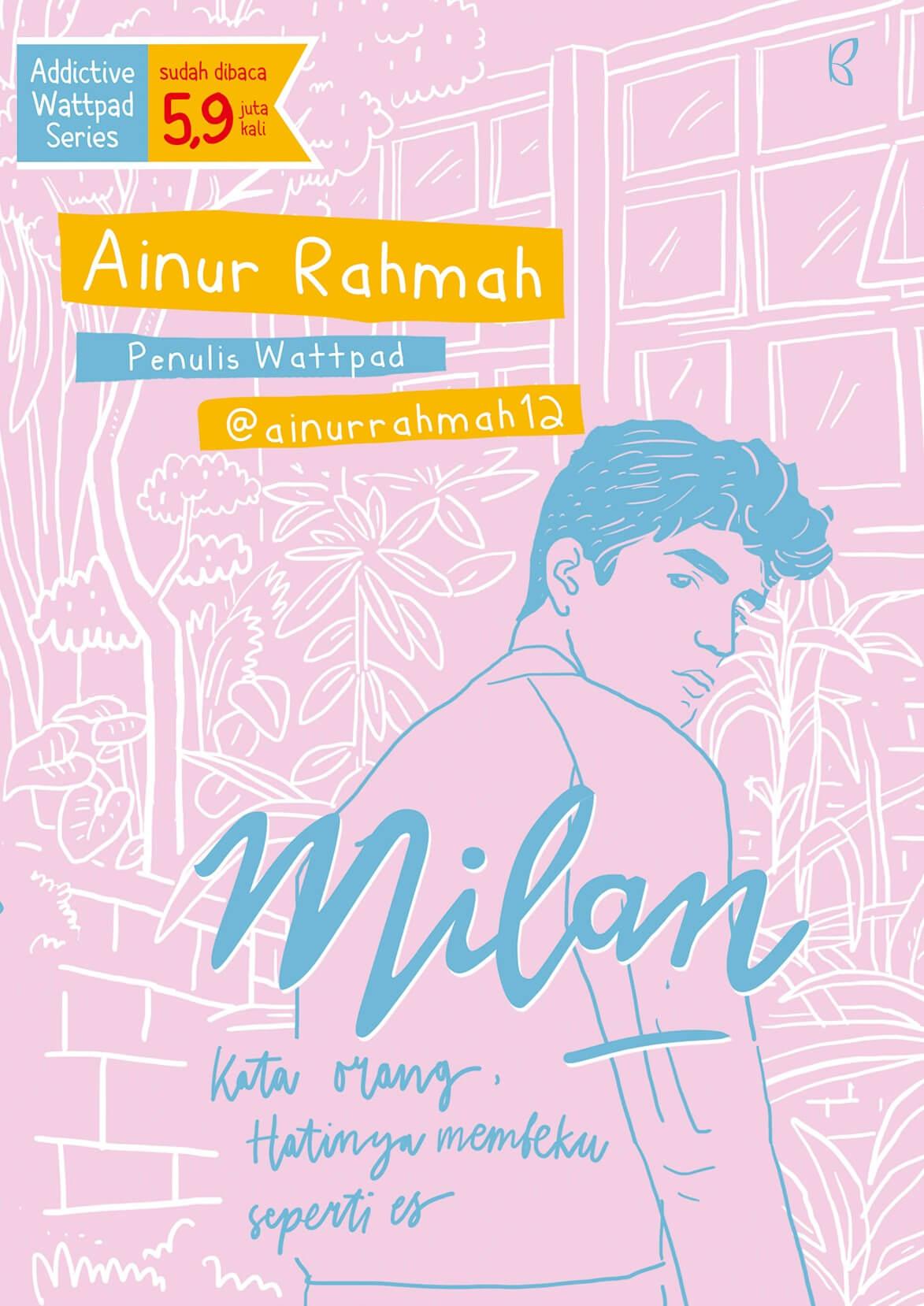 Buku MILAN - AINUR RAHMAH | Mizanstore