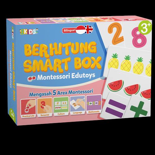 BERHITUNG SMART BOX - MONTESSORI EDUTOYS