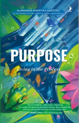 PURPOSE LIVING IN THE PROCESS