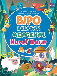 BIPO BELAJAR MENGENAL HURUF BESAR A-Z