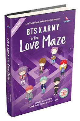 BTS X ARMY IN THE LOVE MAZE