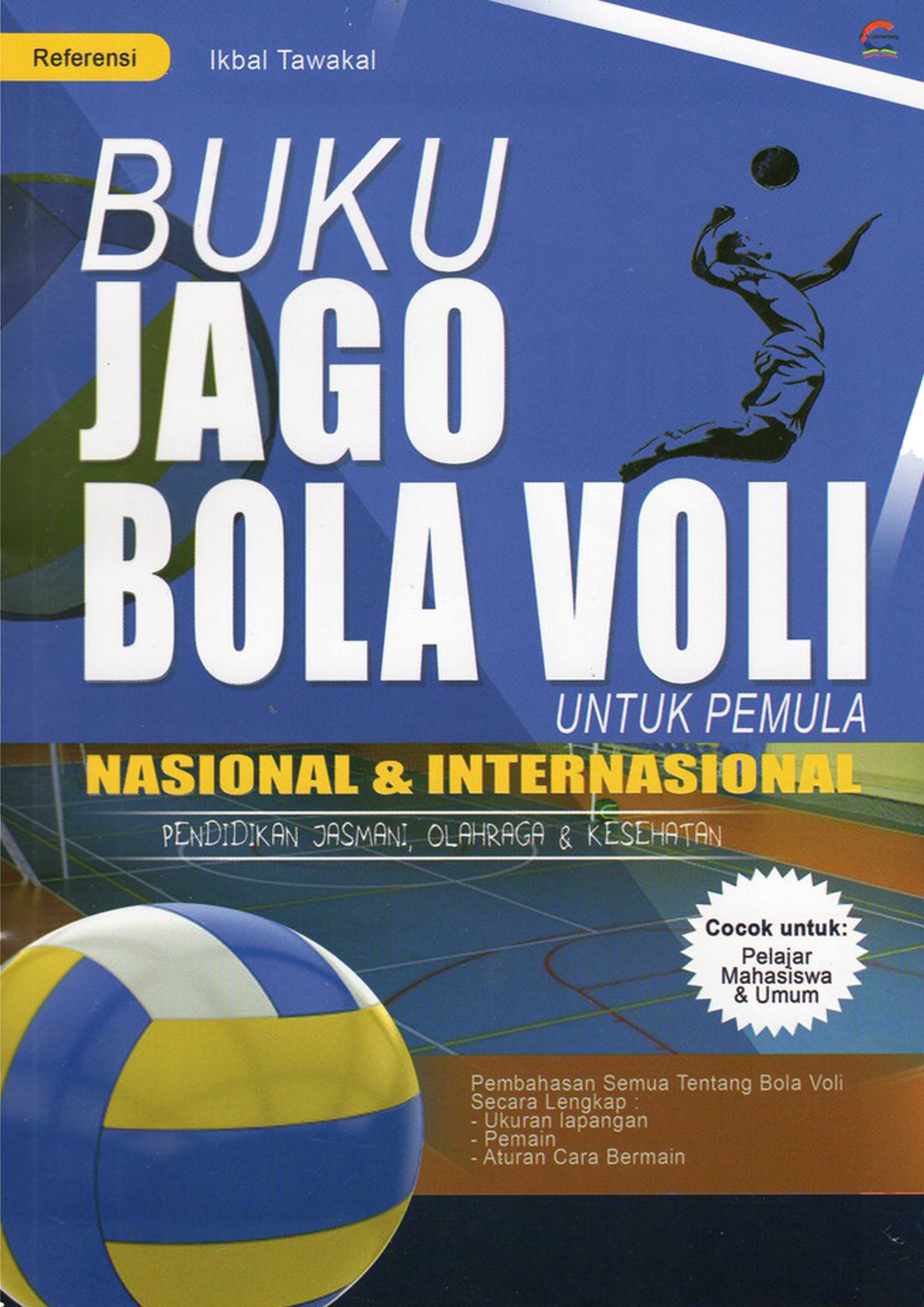 Buku Buku Jago Bola Ikbal Tawakal Mizanstore