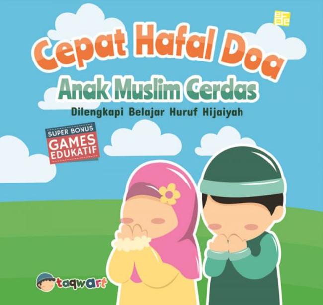 CEPAT HAFAL DOA : ANAK MUSLIM CERDAS