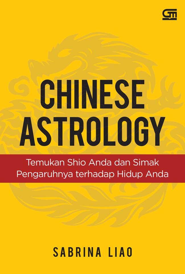 CHINESE ASTROLOGY (CU COVER BARU)
