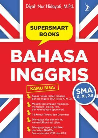 Buku Supersmart Books Bahasa Diyah Nur Mizanstore