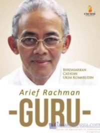 ARIF RAHMAN GURU