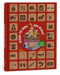 KISAH 25 NABI DAN RASUL (PELANGI) - TOYS BOOK
