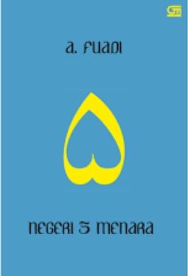NEGERI 5 MENARA - COVER BARU