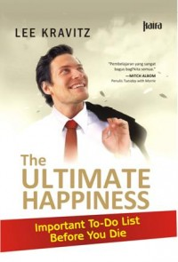 The Ultimate Happiness