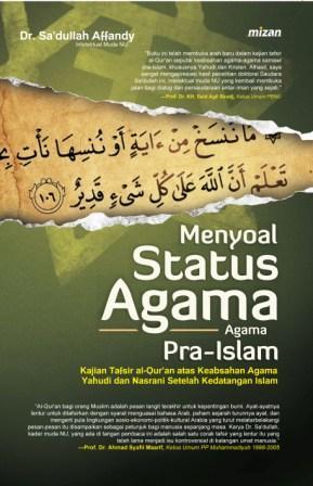 MENYOAL STATUS AGAMA AGAMA PRA ISLAM