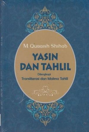 Buku Yasin Dan Tahlil M Quraish Mizanstore