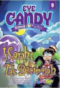 KOMIK EYE CANDY #9: HANTU TAK BERWAJAH