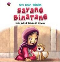 Board Book Seri Kisah Teladan : Sayang Binatang
