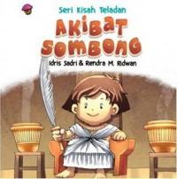 Board Book Seri Kisah Teladan : Akibat Sombong