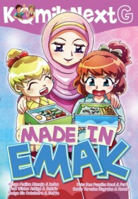 KOMIK NEXT G MADE IN EMAK