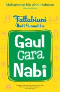 FATTABIUNI #3: GAUL CARA NABI