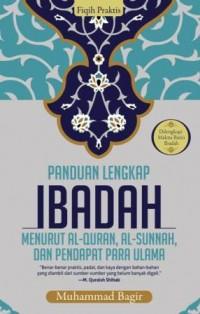 FIQIH PRAKTIS: PANDUAN LENGKAP IBADAH-HC MENURUT AL-QURAN AL-SUN