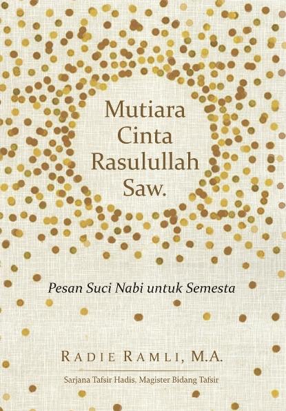 Buku Mutiara Cinta Rasulullah Radie Ramli Mizanstore