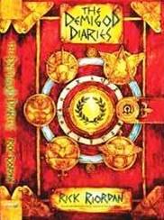 buku the demigod diaries rick riordan mizanstore