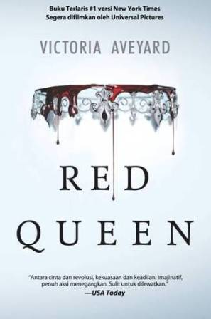 RED QUEEN TRILOGY #1: RED QUEEN