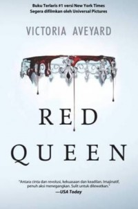 RED QUEEN TRILOGY #1: RED QUEEN