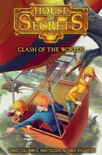HOUSE OF SECRET #3: CLASH OF THE WORLDS