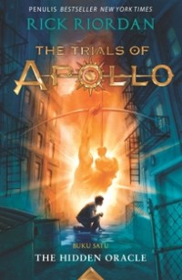 TRIALS OF APOLLO #1: THE HIDDEN ORACLE