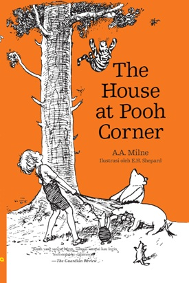 WINNIE THE POOH : THE HOUSE AT POOH CORNER (SEKUEL)