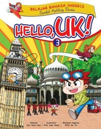 WORLD TRAVEL SERIES 3: HELLO UK