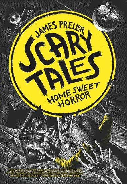 Scary Tale: Home Sweet Horror