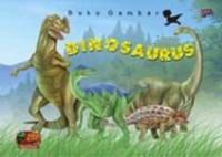 Buku Gambar: Dinosaurus
