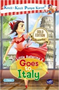 KKPK.LITTLE BALLERINA#2: GOES TO ITALY-NEW