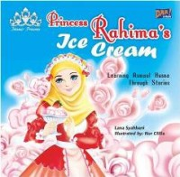 PRINCESS RAHIMA ICE CREAM