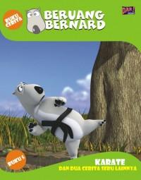 Buku Cerita Bernard: Karate
