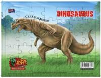 Puzzle Dinosaurus: Ceratosaurus