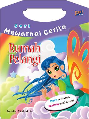 Buku Mewarnai Cerita Rumah Ali Muakhir Mizanstore